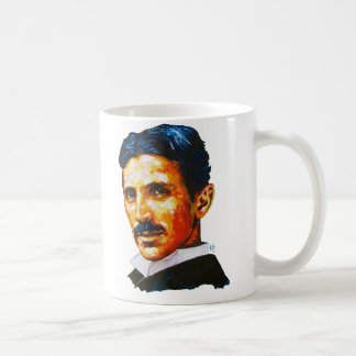Tesla, I'm a genius Coffee Mug