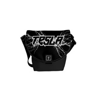 Tesla Messenger Bag