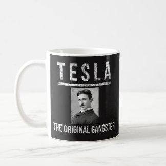 Tesla Mug - The Original Gangster - Best Nikola