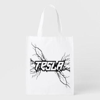 Tesla Reusable Grocery Bag