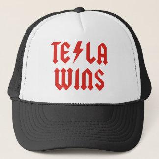 Tesla Trucker Hat