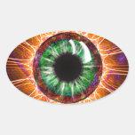Tesla's Other Eye Fractal Art