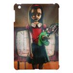 Test Card Girl iPad Mini Cases