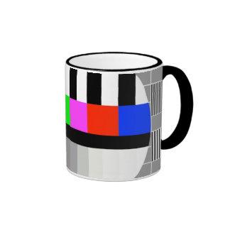 Test Card Mug