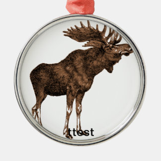test christmas ornament