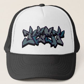 """TEST"" Graffiti Hat"