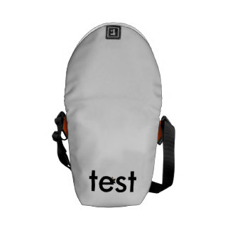 test courier bags