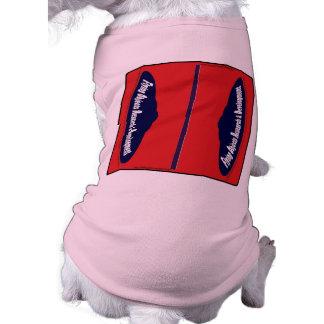 Test Pilot's Flight Suit-High Noon Improved Sleeveless Dog Shirt