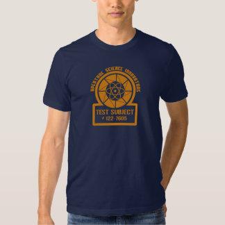 Test Subject Shirt