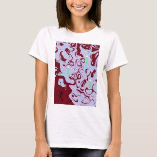 Test tube Pattern T-Shirt