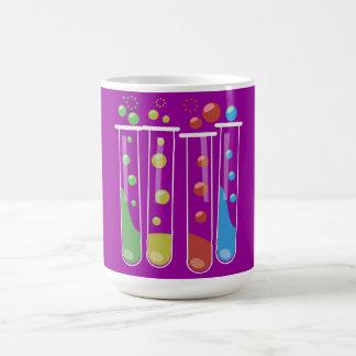 Test Tubes Coffee Mug