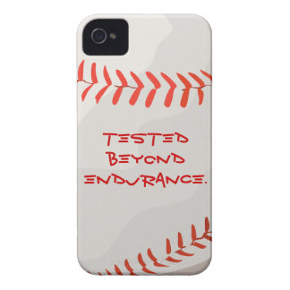 Tested Beyond Endurance. Case-Mate iPhone 4 Cases