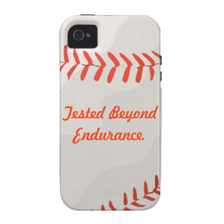 Tested Beyond Endurance. iPhone 4/4S Cases