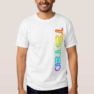 tested tee shirt