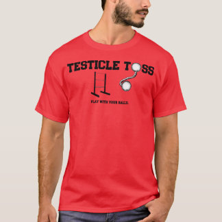 Testicle Toss T-Shirt