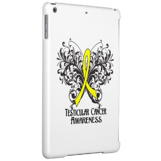 Testicular Cancer Awareness Butterfly iPad Air Cover
