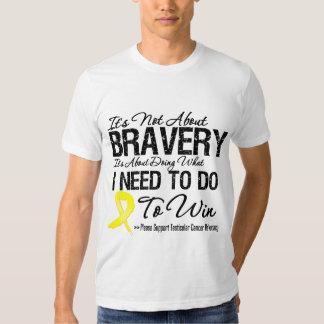 Testicular Cancer Battle T-shirt