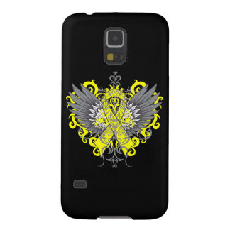 Testicular Cancer Cool Wings Galaxy Nexus Cover