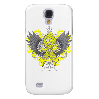 Testicular Cancer Cool Wings HTC Vivid Covers
