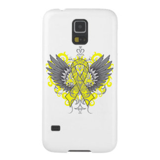 Testicular Cancer Cool Wings Samsung Galaxy Nexus Case
