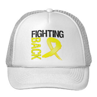 Testicular Cancer Fighting Back Hats