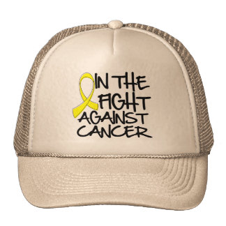 Testicular Cancer - In The Fight Trucker Hats