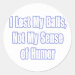 Testicular Cancer Survivor Humour
