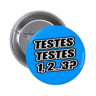 Testing Testing 1 2 3 Testes Testes 1 2 3 Pin