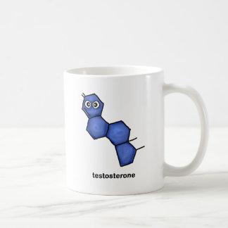 Testosterone Coffee Mugs