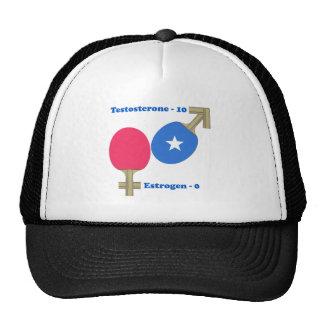 Testosterone Ping Pong Mesh Hat