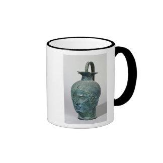 Tete de Gabies' Ringer Mug