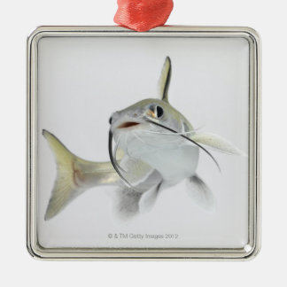 Tete sea catfish (Hexanematichthys seemanni) 2 Christmas Ornament
