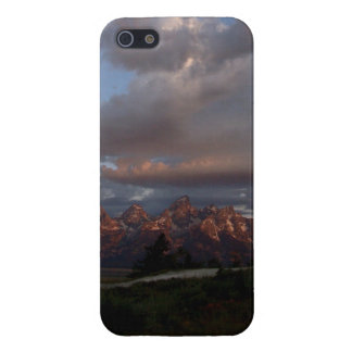 Teton cloud iPhone 5 cover