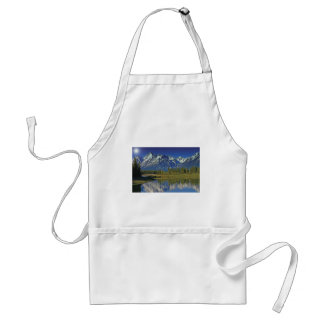 Teton Mountain Lake Template Aprons
