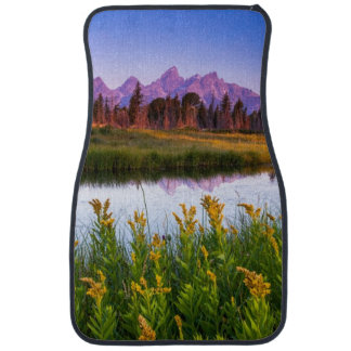 Teton Sunrise Car Mat