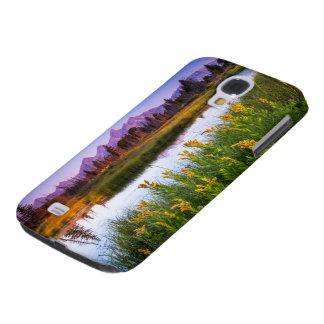 Teton Sunrise Galaxy S4 Case