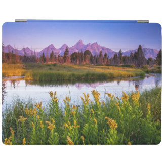 Teton Sunrise iPad Cover