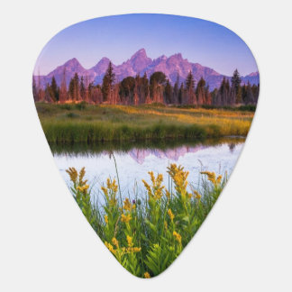 Teton Sunrise Plectrum