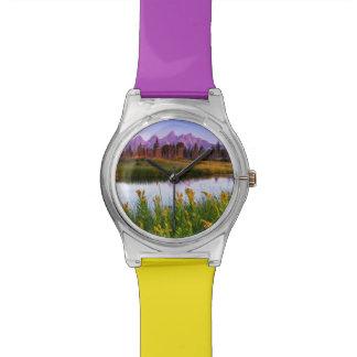 Teton Sunrise Watch