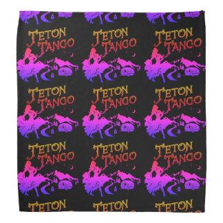 Teton Tango Bandana! Head Kerchiefs