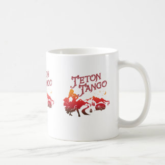 Teton Tango Mug red
