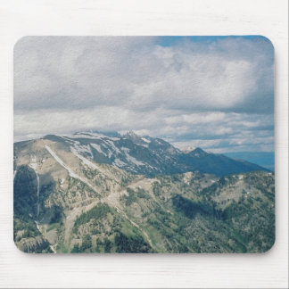 Tetons From Tramway Mousepads