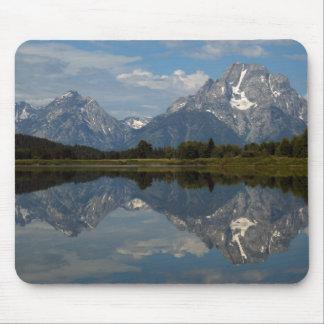 Tetons National Park mousepad