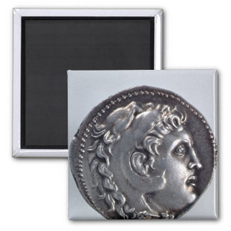 Tetradrachma depicting Alexander the Great Magnet