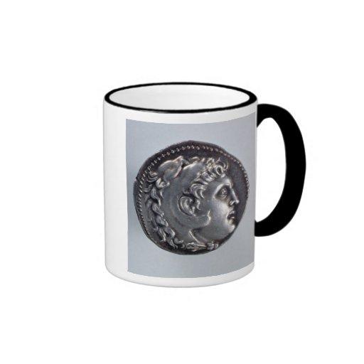 Tetradrachma depicting Alexander the Great Mugs