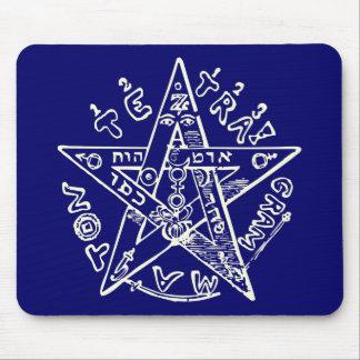 Tetragrammaton Mouse Pad