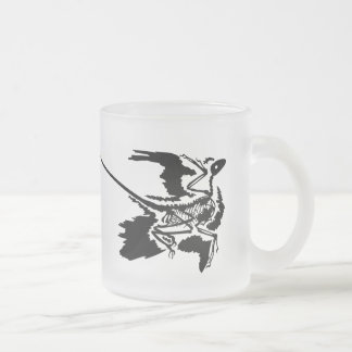 'Tetrapteryx' & Microraptor Coffee Mug