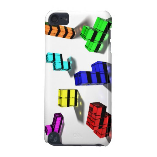 Tetrominoes iPod Touch Case