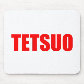 TETSUO MOUSE PAD