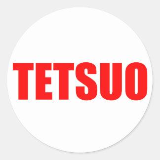 TETSUO STICKER